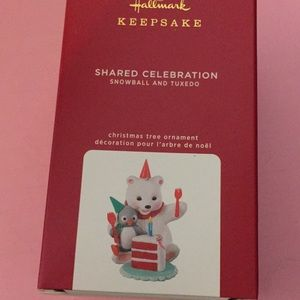Hallmark Keepsake Shared Celebration Snowball and.